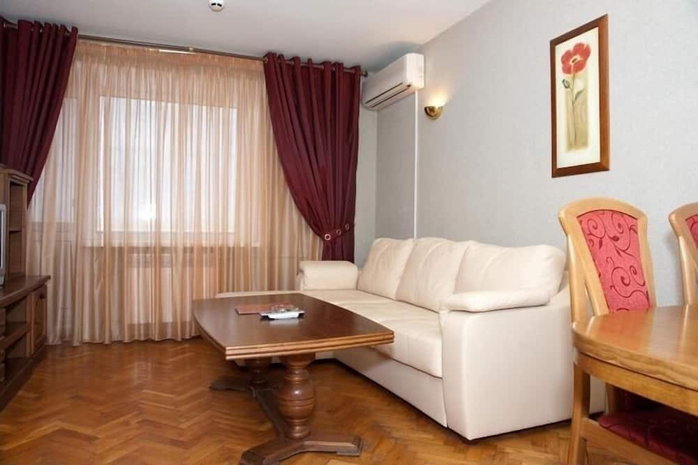 Апартаменти (Suite) - Вітальня