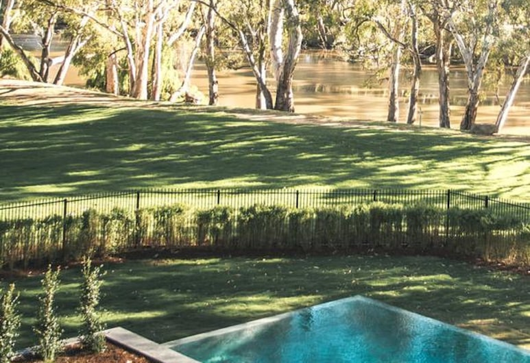 The Mitchelton Hotel Nagambie - MGallery by Sofitel , Mitchellstown, Superior Room, 1 King Bed, River View, Guest Room View