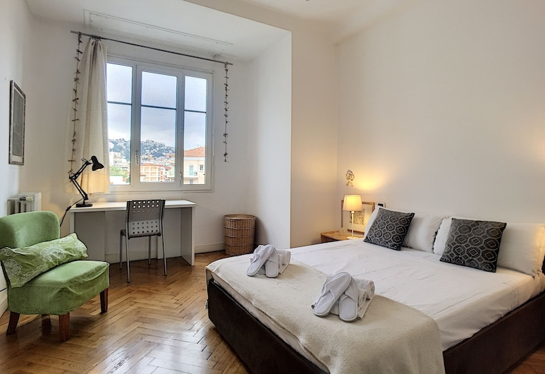 """""""Palais Nicole"""" by Nestor&Jeeves, Nice, Appartement Ville, Chambre"""