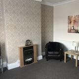 Dom typu Comfort, 2 spálne - Obývacie priestory