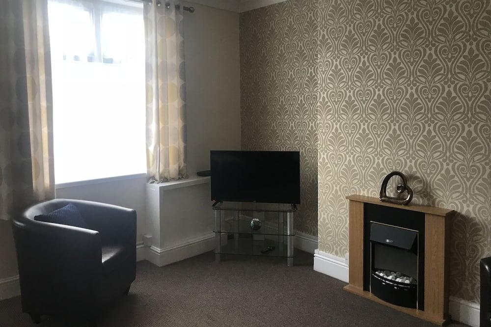 Dom typu Comfort, 2 spálne - Obývačka