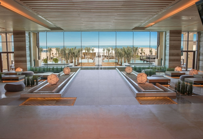 Saadiyat Rotana Resort and Villas, Abu Dhabi, Vestibyle