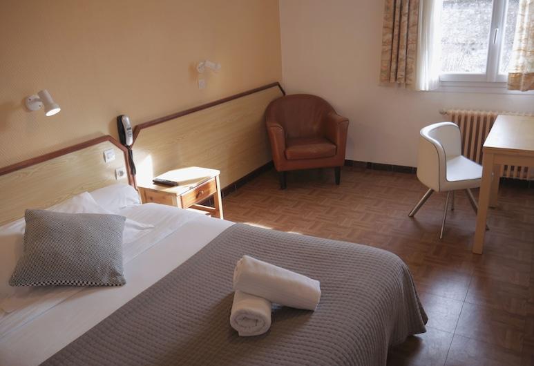 Hotel Paul, Aix-en-Provence, Dvojlôžková izba, výhľad na záhradu, Hosťovská izba