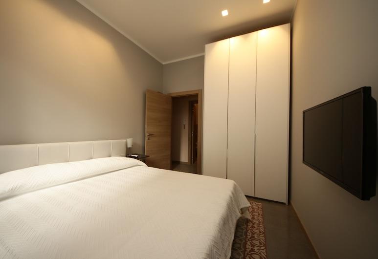KMC Suites, Palerme, Appartement, 2 chambres, 2 salles de bains, Chambre