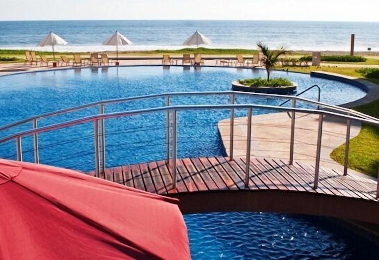 Condo Ciri Playa Grande, Isla Navidad, Açık Yüzme Havuzu