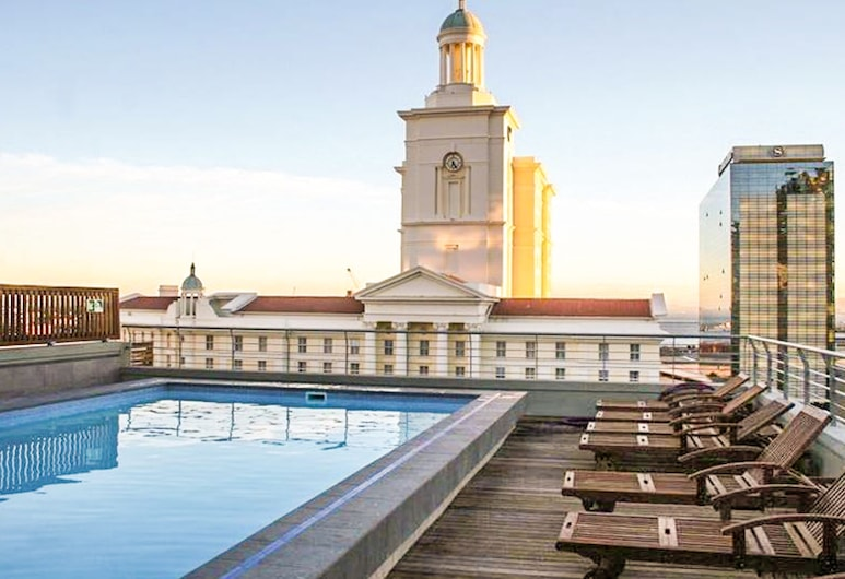 Stunning Cape Town Apart., Cape Town, Rooftop Pool