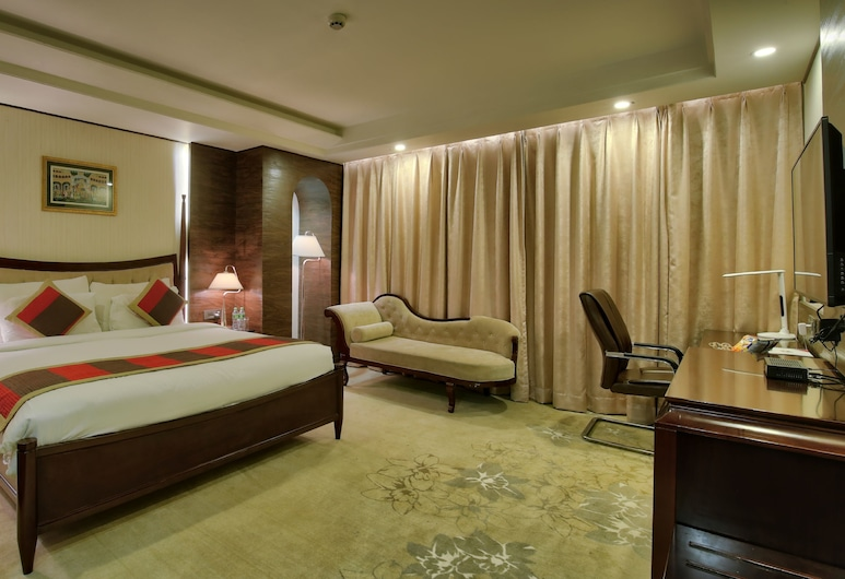 Polo Inn & Suites, Jaipur, Quarto casal ou duplo superior, Quarto