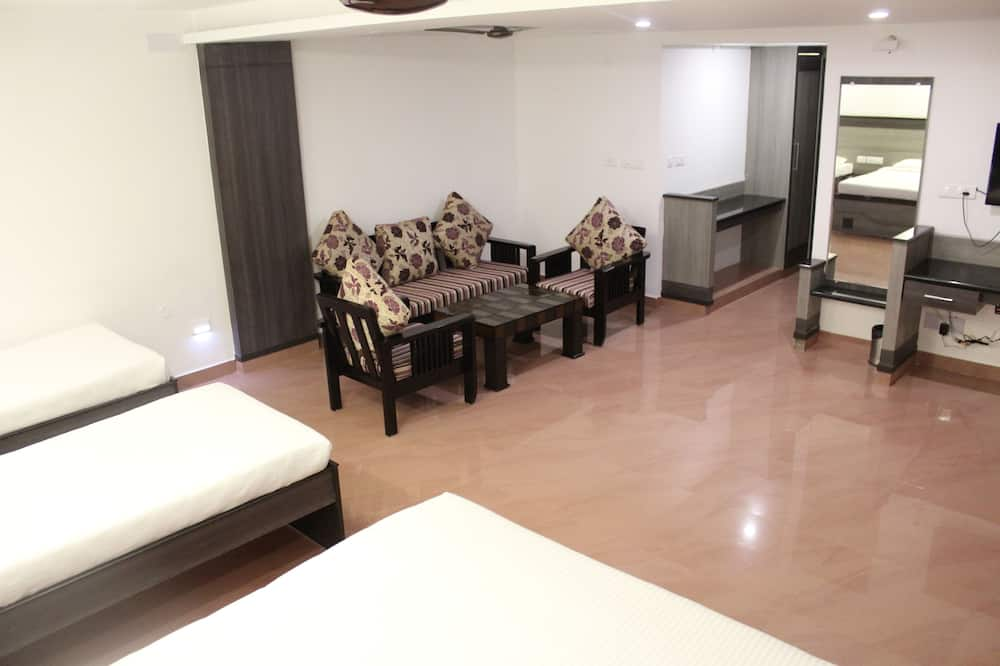 Pokoj typu Basic - Obývací pokoj