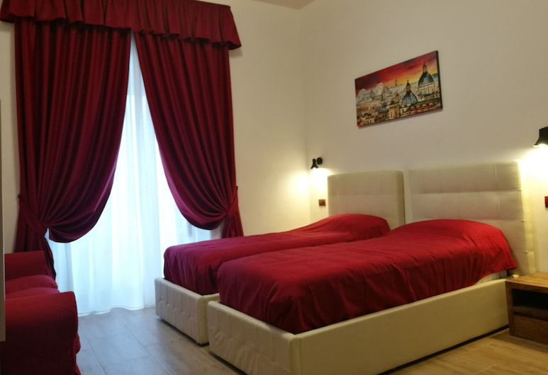 Al Trenino Accomodation, Rome, Deluxe Double or Twin Room, Guest Room