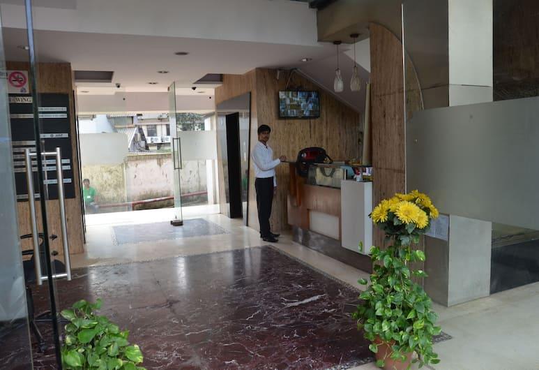 Hotel Sai Leela Grand, Mumbai, Reception Hall