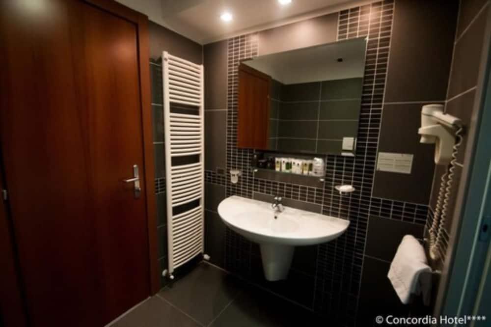 Quarto Duplo ou Twin Comfort - Casa de banho