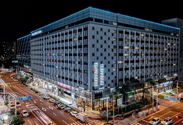 Days Hotel & Suites by Wyndham Incheon Airport, Инчхон, Вид снаружи / фасад