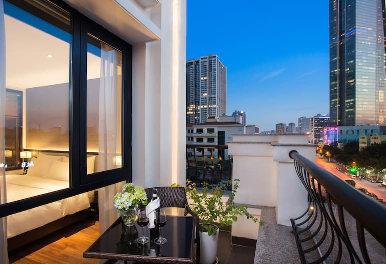 Grandiose Hotel & Spa, Hanoi, Suite, Gjesterom