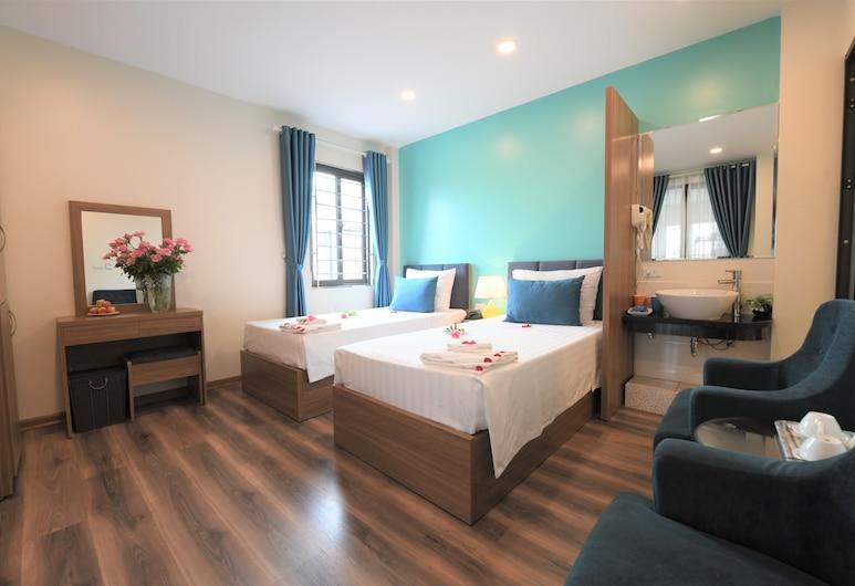 Hanoi Genial Hotel, Hanoi, Deluxe Room, Guest Room