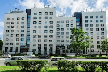 Slika:  Beloe Derevo Hotel ‒ Sankt Peterburg