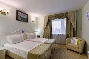 Nuotrauka:  Beloe Derevo Hotel, Sankt Peterburgas