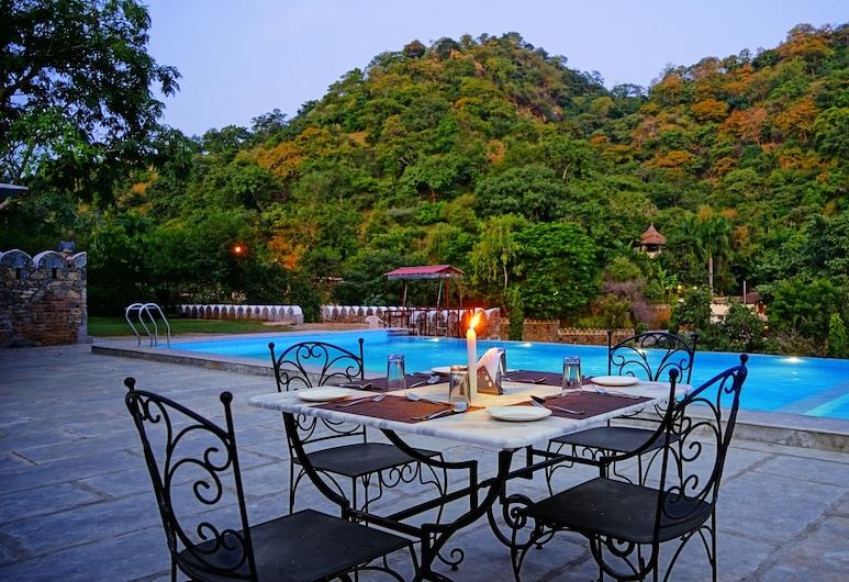 Kanj The Haveli Resort, Kumbhalgarh, Outdoor Pool