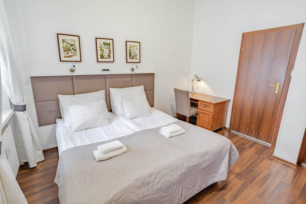 Pokój dwuosobowy z 1 lub 2 łóżkami, standardowy - Powierzchnia mieszkalna