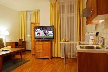 Poznan bölgesindeki Apartamenty Velvet resmi
