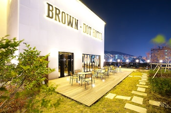 Picture of Brown Dot Hotel Business Busan Station in Busan