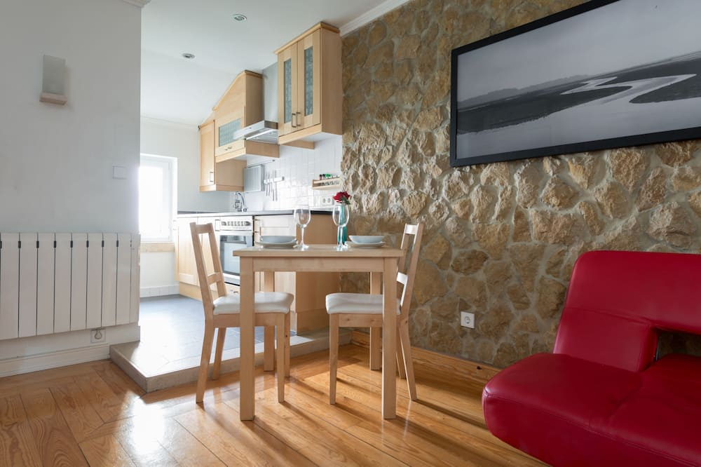 Apartment, 2 Bedrooms, Mezzanine - Living Room