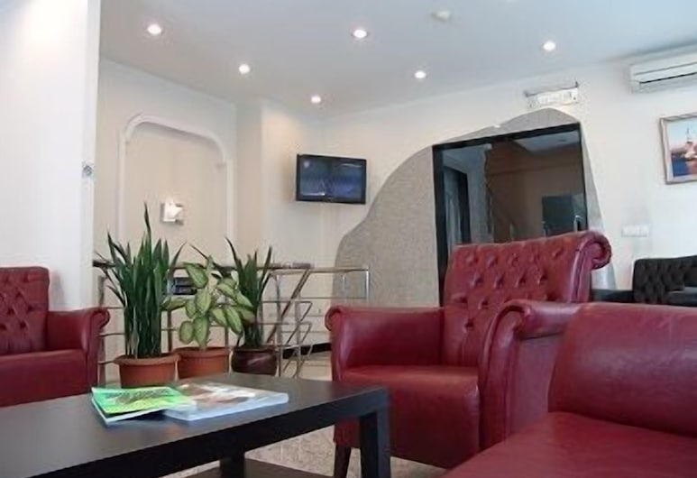 HOTEL NOVA, İstanbul, Lobi Oturma Alanı