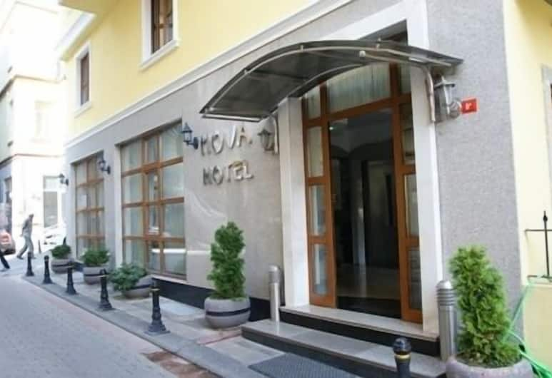 HOTEL NOVA, İstanbul, Otel Girişi