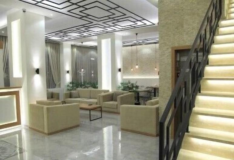 Okur Otel, Estambul, Lobby