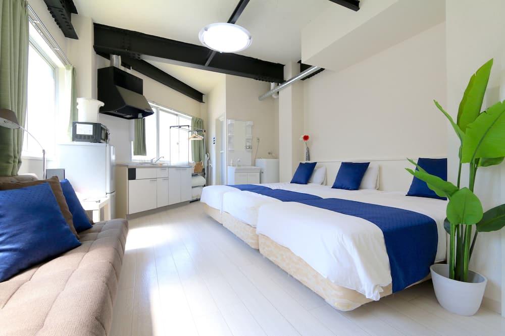 חדר דה-לוקס לארבעה ( NT2 ) - תמונה