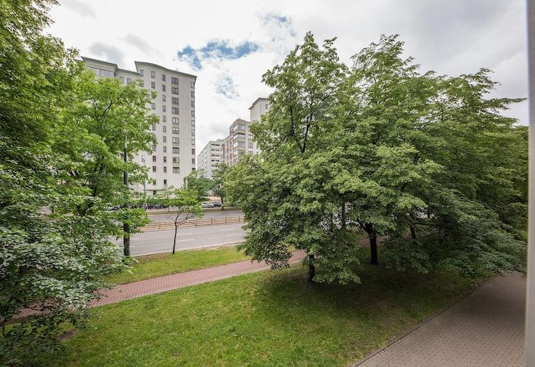 ShortStayPoland Jana Pawła (B27), Warszawa, Apartament, 1 sypialnia, dla niepalących, widok na miasto, Widok zobiektu