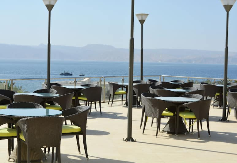 Public Security Hotel & Chalets, Aqaba, Terrace/Patio