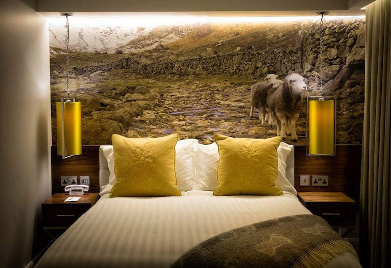 Inn On The Square, Keswick, Luxury Double Room, Guest Room