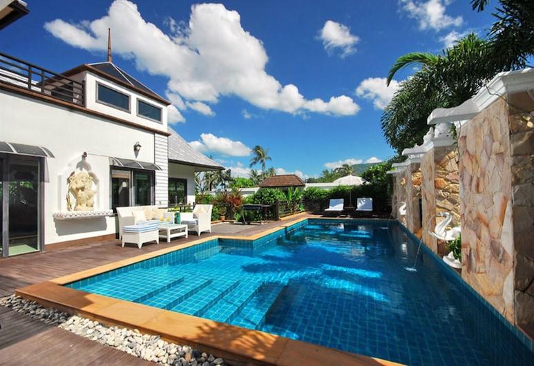 查汶 4 房別墅 P1 飯店, 蘇梅島