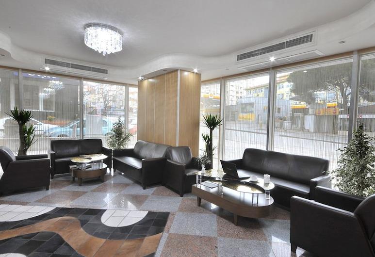 Rhiss Hotel Bostanci, İstanbul, Lobi Oturma Alanı