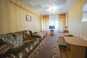 Irkutsk bölgesindeki Kultukskaya Hotel - hostel resmi
