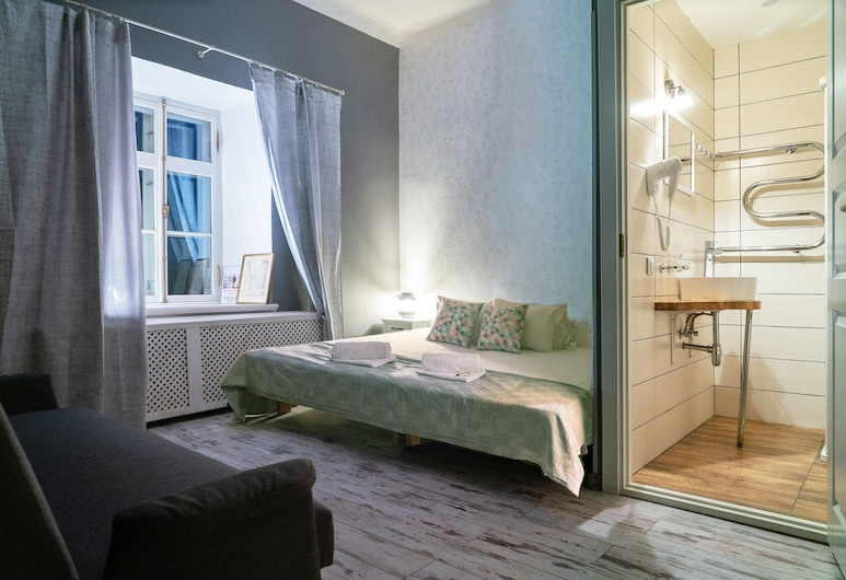 Godart Rooms, Tallinn, Chambre Standard Double ou avec lits jumeaux (Paris), Chambre