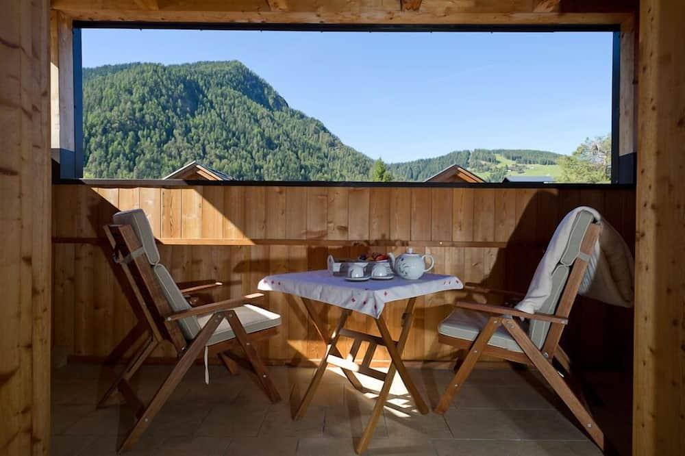 Double or Twin Room, Mountain View - Balkoni