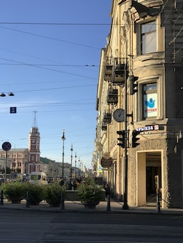 Picture of Sapphire Hotel in St. Petersburg