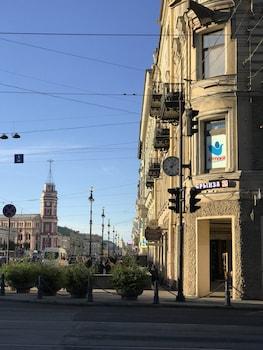 Fotografia hotela (Sapphire Hotel) v meste Petrohrad