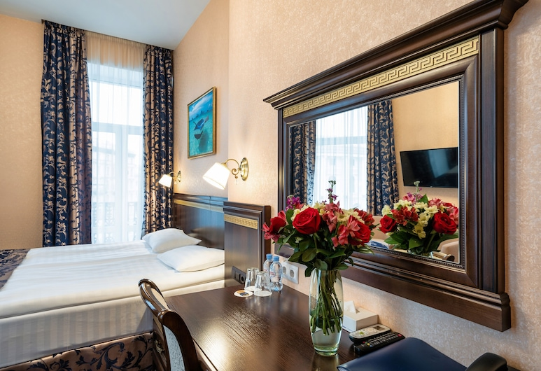 Sapphire Hotel, San Petersburgo