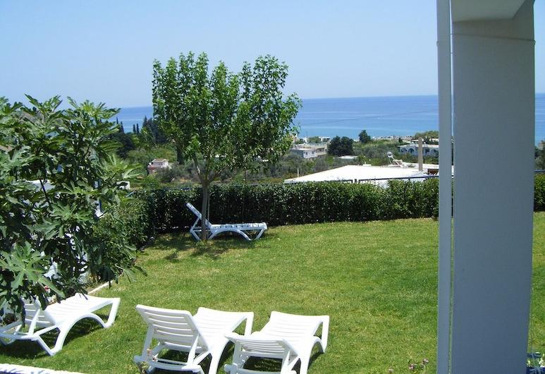 Villa Stegna, Rodas, Departamento, 1 habitación, Terraza o patio