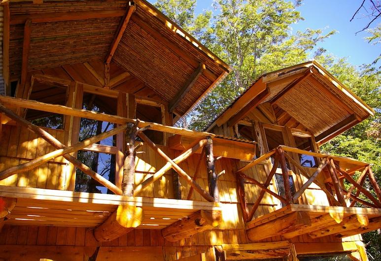 Alma Patagonia Lodge, Futaleufu, Bagian luar
