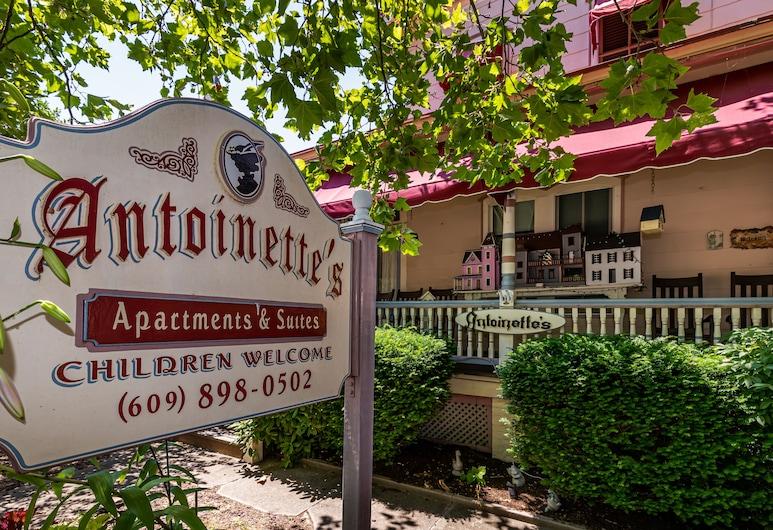 Antoinette's Apartments & Suites, Cape May