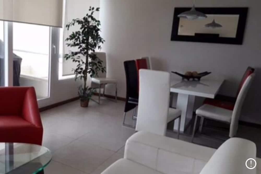 家庭公寓, 3 间卧室, 私人浴室 - 起居区