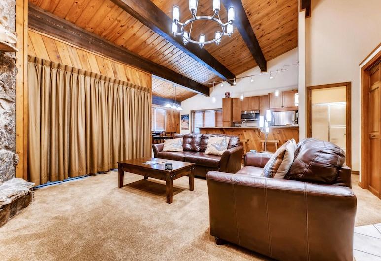 The Phoenix by Steamboat Resorts, Steamboat Springs, Apartment, 3Schlafzimmer, Nichtraucher, Wohnzimmer