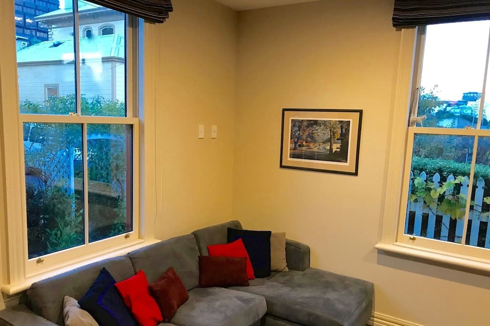 One Bedroom Townhouse - Living Room