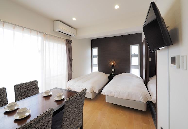 L 的公寓旅館, 那霸, 四人房, 客房