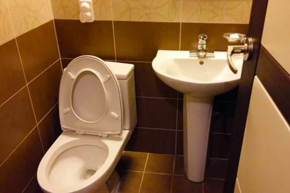 Дуплекс (4 Bedding Sets) - Ванная комната