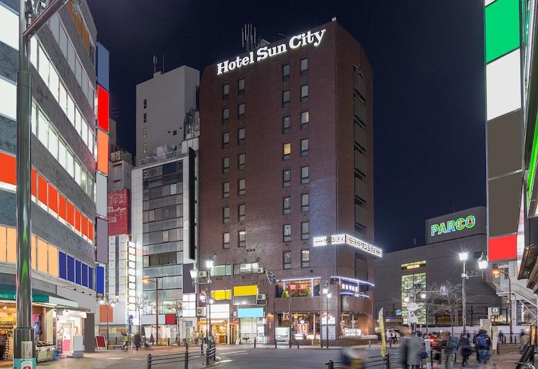 ホテル サン シティ池袋, 豊島区