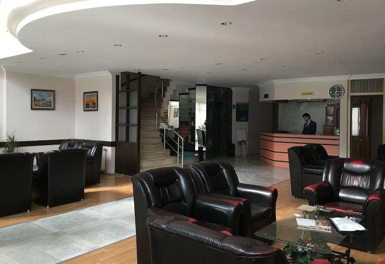 Kosar Hotel, Denizli, Tiền sảnh
